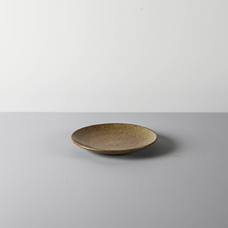 ROUND DISH _ 02 _ MAPLE